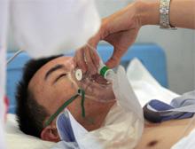清肺仪治疗呼吸衰竭